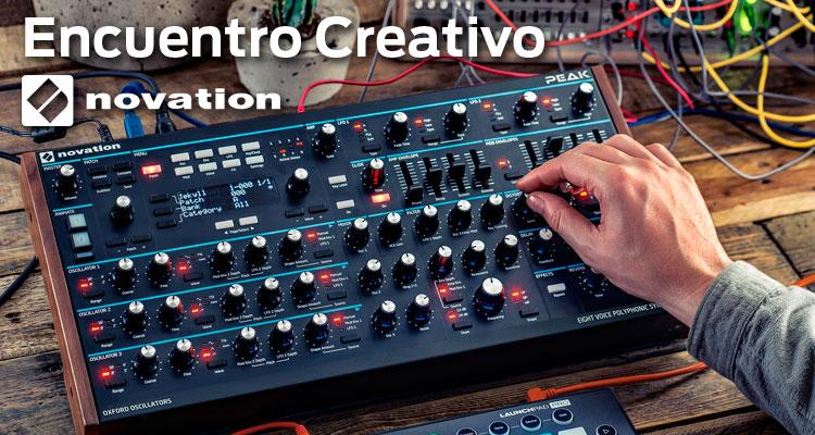 Encuentro creativo Novation 2019
