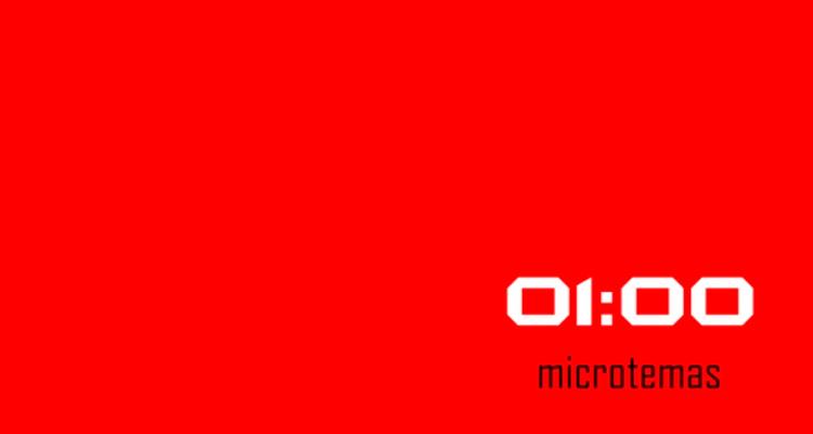Competición de microtemas musicales de un minuto en SONICspace